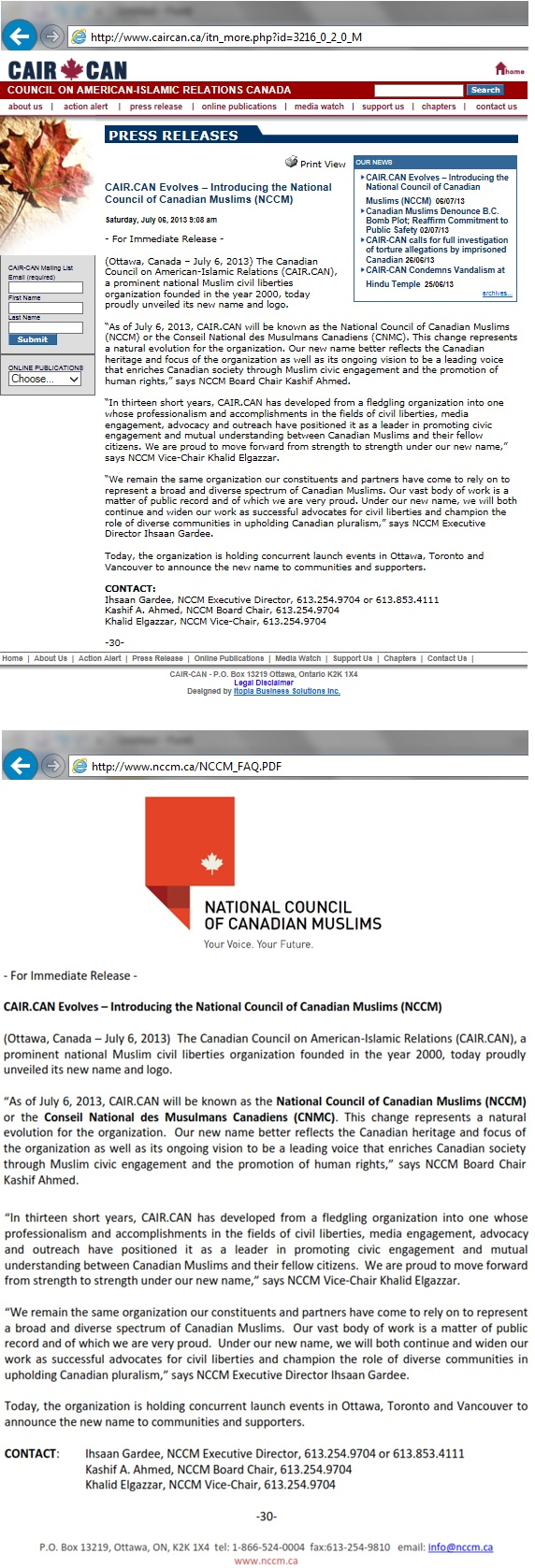 cair-can nccm press releases