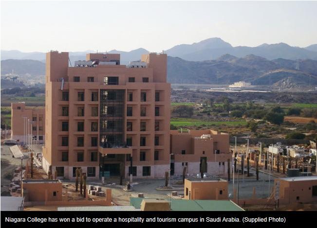 Saudi Arabia Niagara campus rectangle