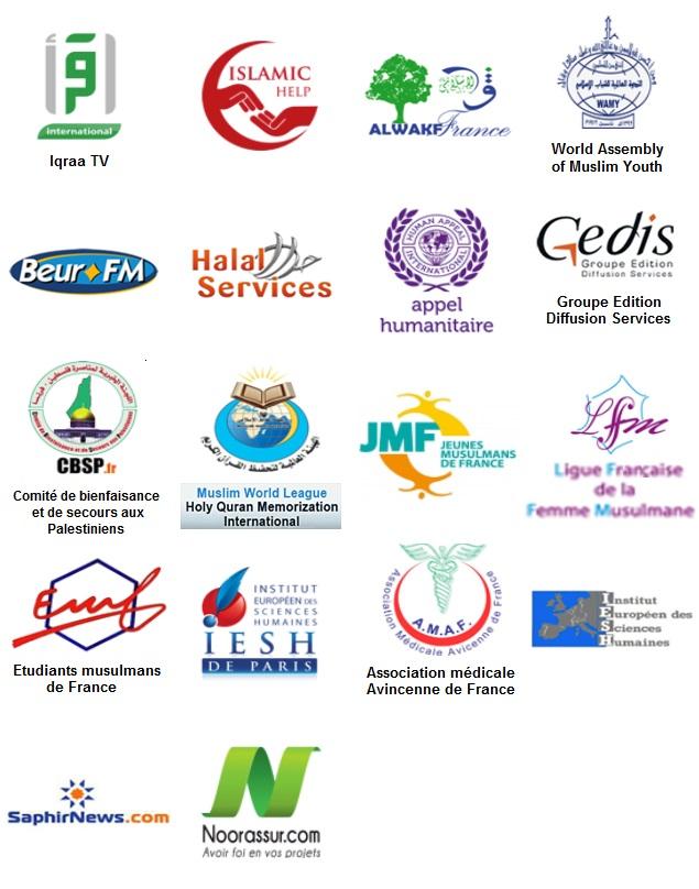 UOIF Bourget 2014 Sponsors
