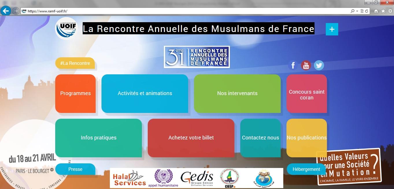 UOIF Bourget 2014
