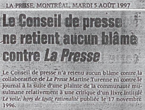 CAIR Conseil presse 1997 extrait