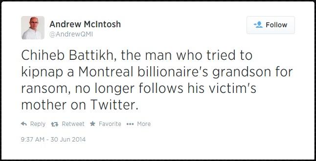 Battikh McIntosh Twitter Follow