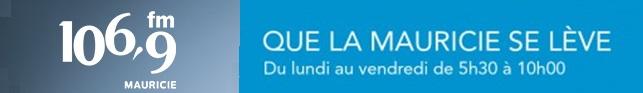 106-9 FM Mauricie