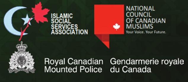 RCMP NCCM ISSA Logos