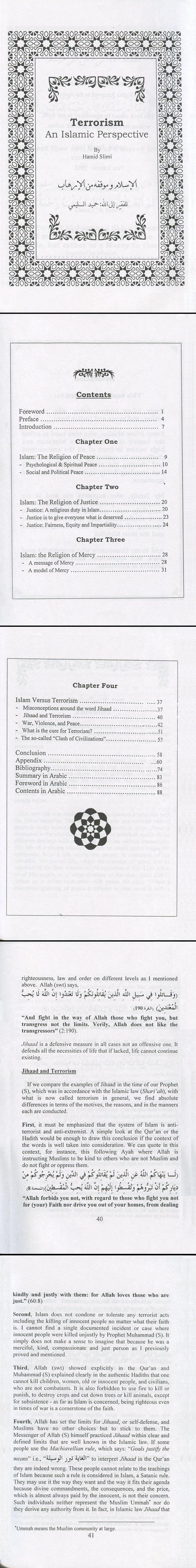 SLIMI Terrorism Cover