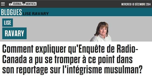 Ravary Enquete II WP