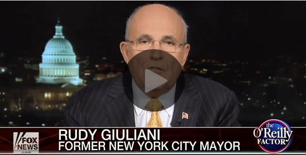 Giuliani vs De Blasio NYC Mosques