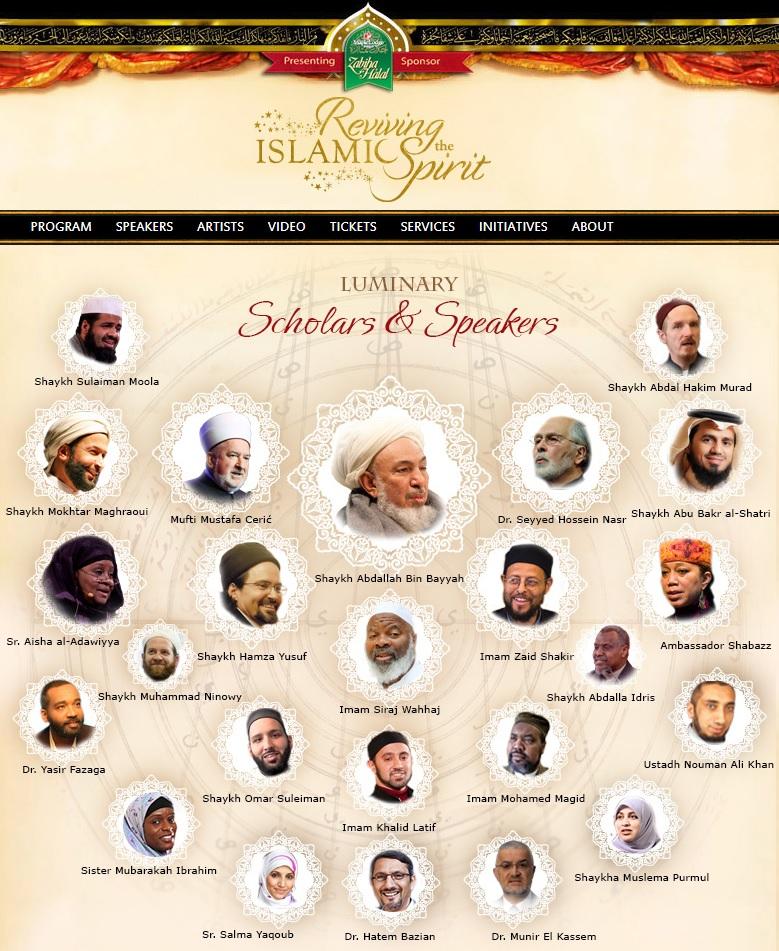 RIS 2014 Speakers
