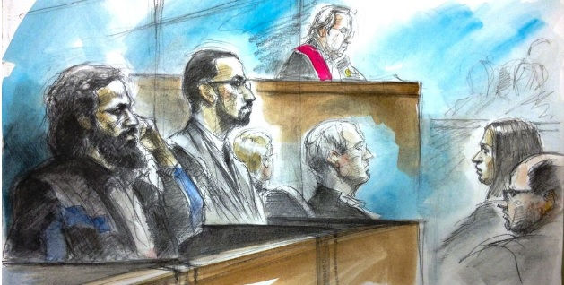 Esseghaier Jasser coupables