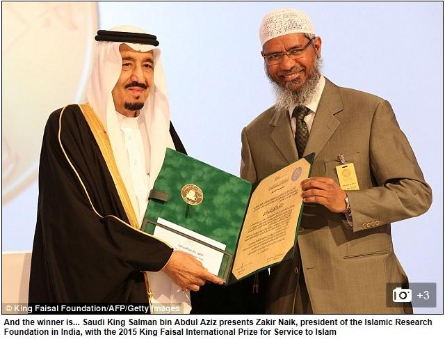 Naik Zakir Saudi Arabia Full