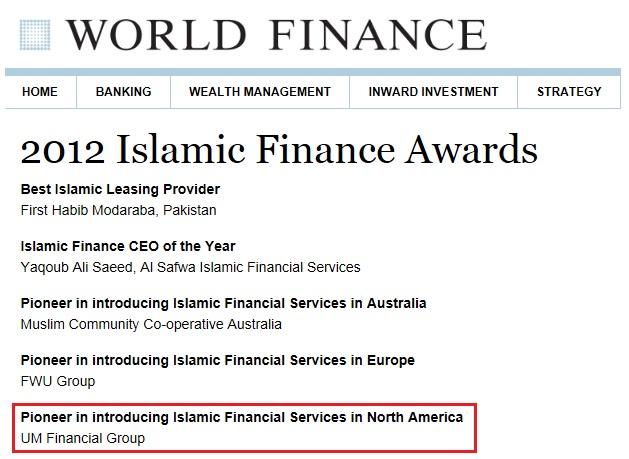 Kalair 2012 Award