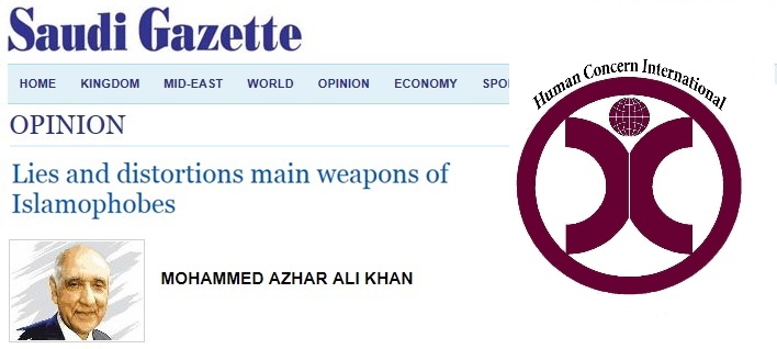 Ali Khan Saudi Gazette HCI WP