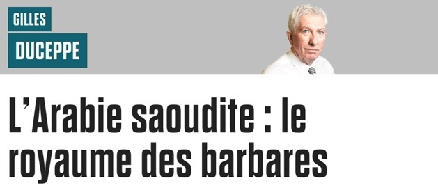 Duceppe AS Barbares