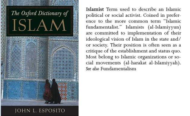 Islamist Esposito 2