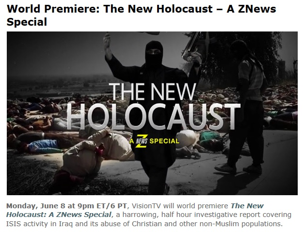 New Holocaust Ad