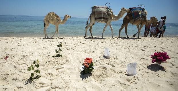 Tunisie plage  attentat 2015