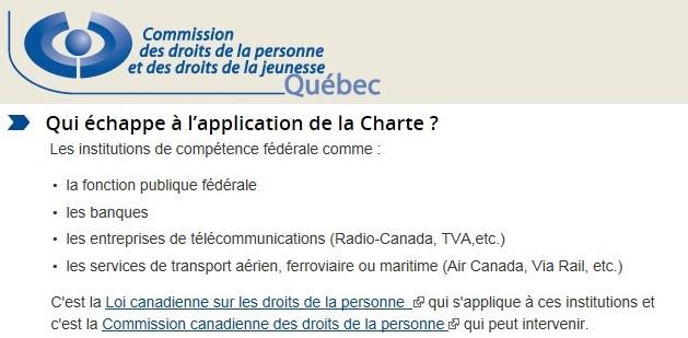 CDPDJ Quebec Canada FR