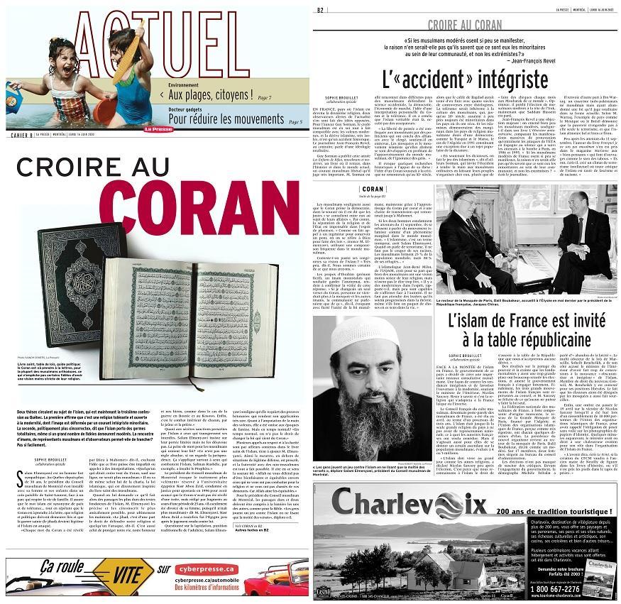 Elmenyawi La Presse 2003 Rushdie 2 pages