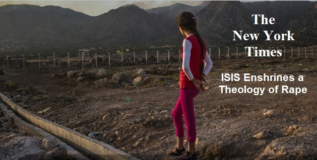 NYT ISIS Viol