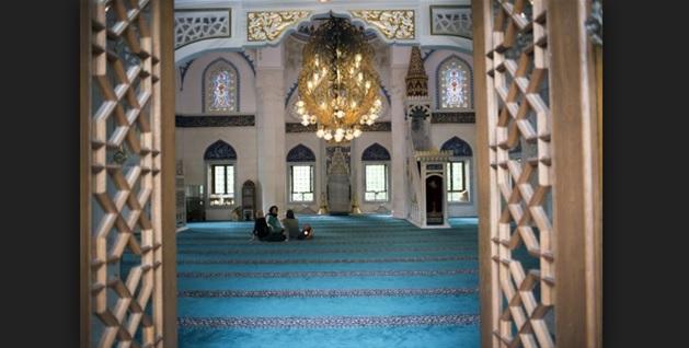 Mosquée Allemagne