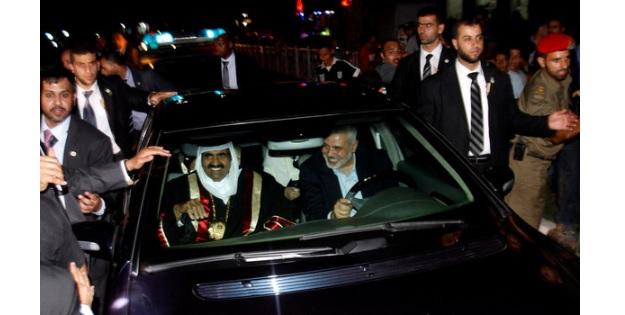QATAR Emir Hamas