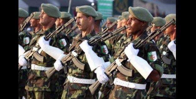 Algérie militaires WP