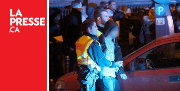 Cologne La Presse Agressions