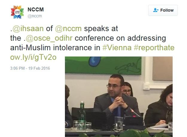 OSCE 05 Gardee speaks