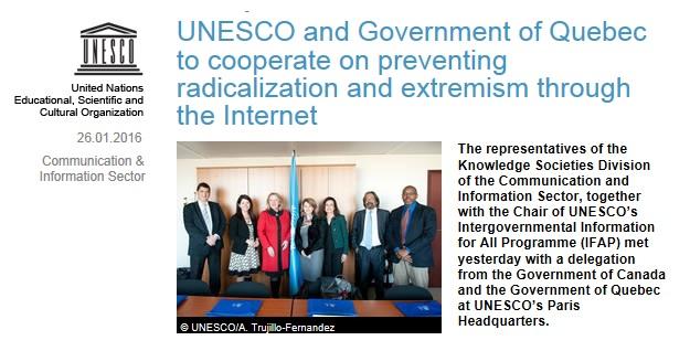 UNESCO QC Internet WP