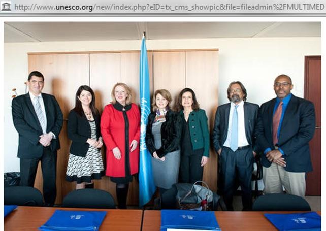 UNESCO QC Internet