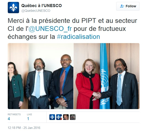 UNESCO QC PIPT