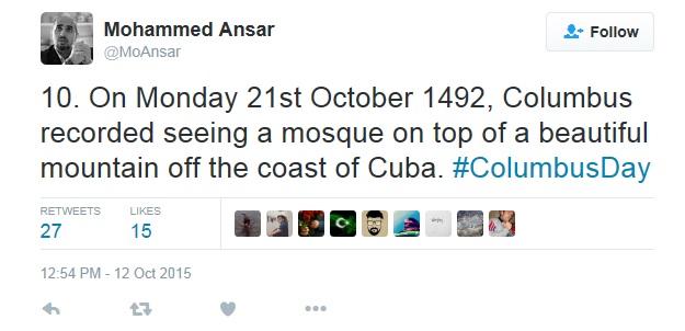 Ansar Mo Mosque Cuba Twitter
