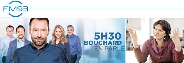 Bouchard Marcotte FM93