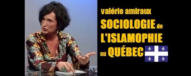 Amiraux V Islamophobie