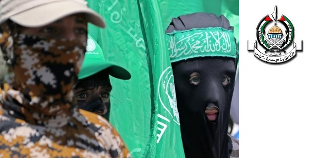 Hamas fighters logo WP