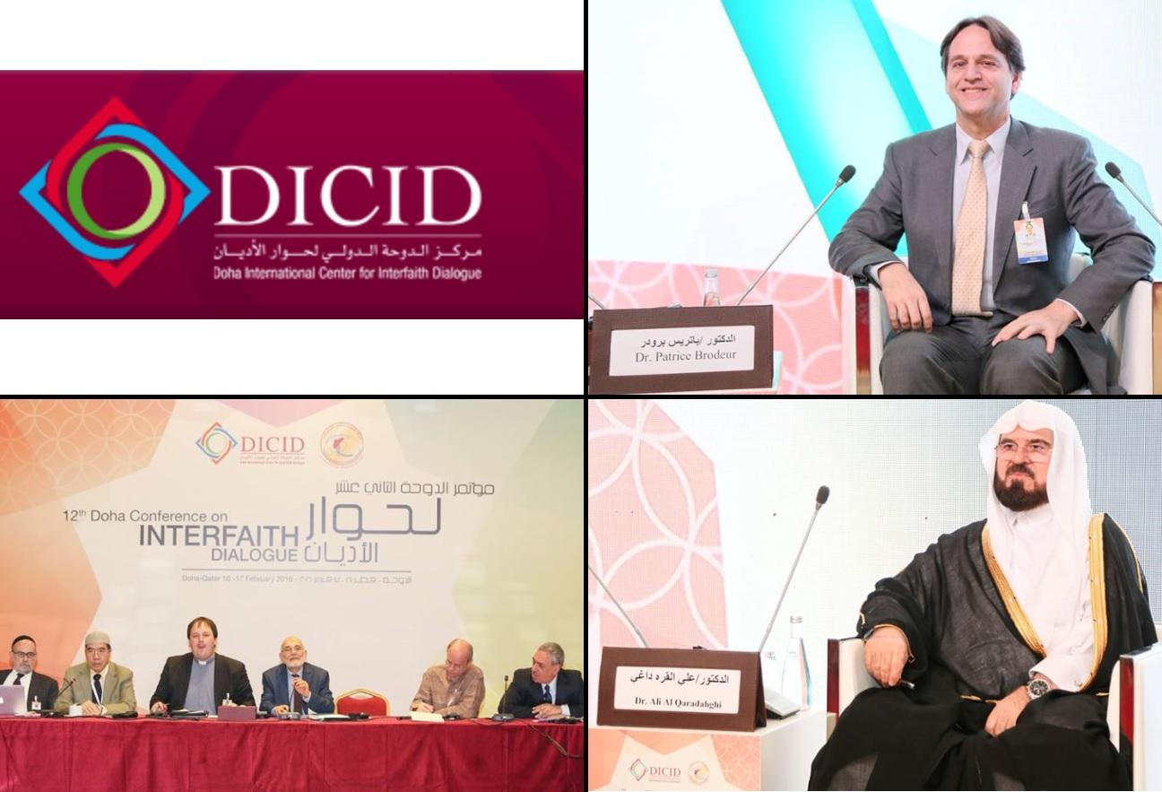 Qatar DICID 2016 Brodeur Badawi Qaradaghi