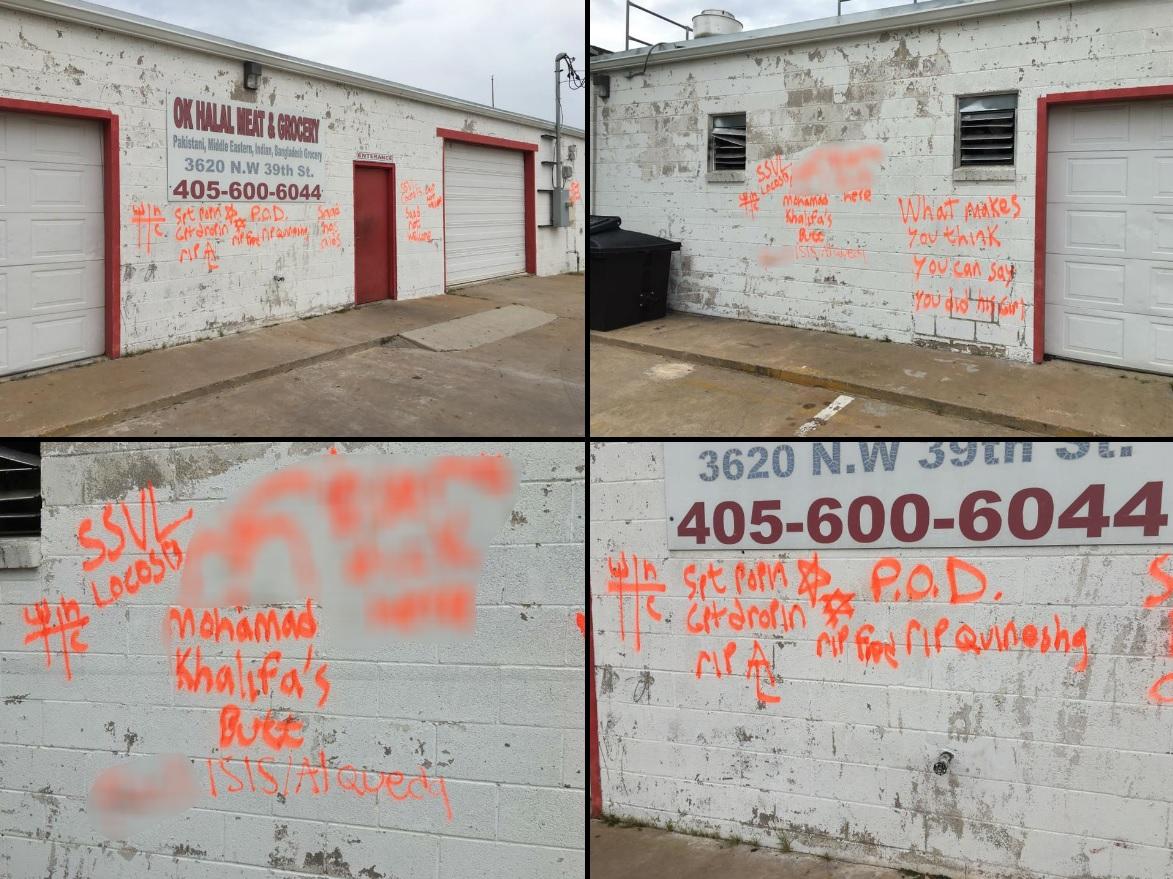 Autovandalisme CAIR OK Images