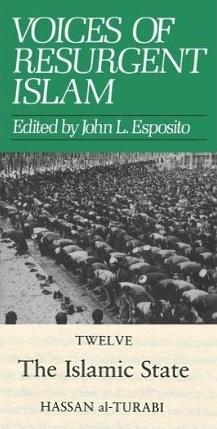 Turabi Islamic state Esposito cover